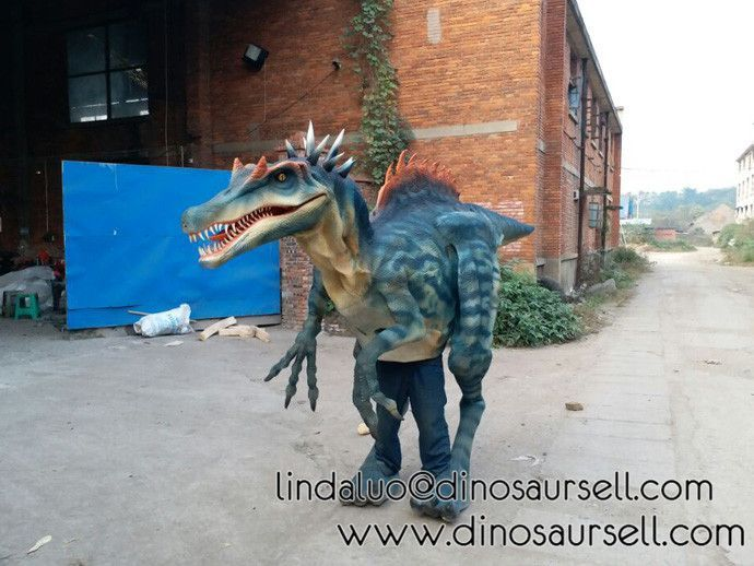 new materials spniosaurus suit,just have 20kg