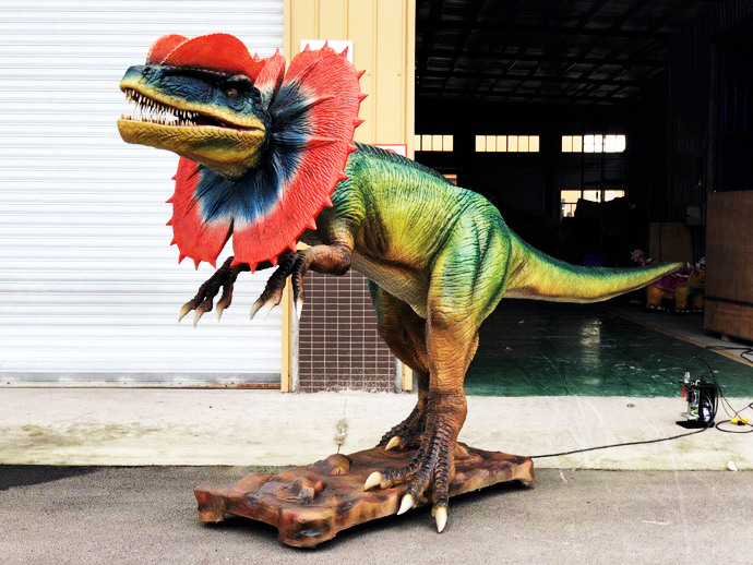 Realistic mechanical dinosaur for sale