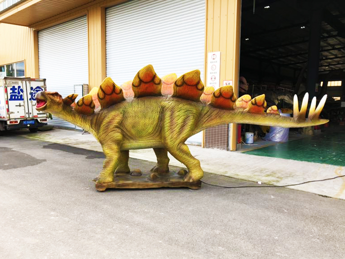 Dinosaur playground equipment simulation dinosaur for amusement park